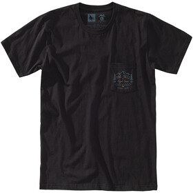 Hippy Tree Mendocino T-shirt Homme, black